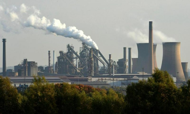 UK Government Promises to Do Utmost to Help British Steel