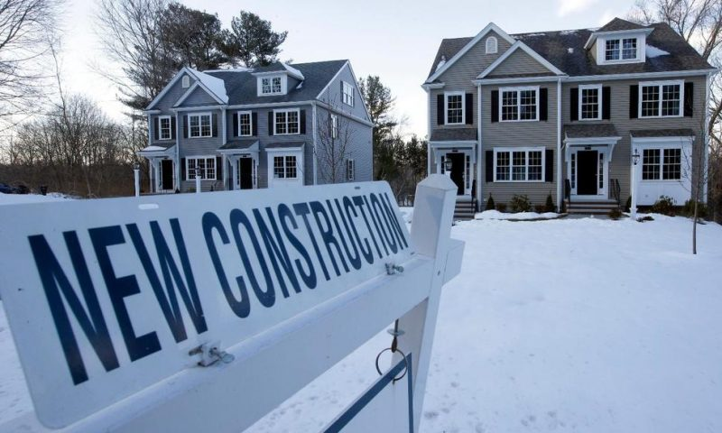 US New-Home Sales Fell 6.9% in April