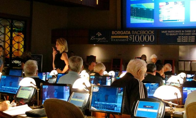 Borgata Casino Unveils $12M Sports Bet, Nightspot Project