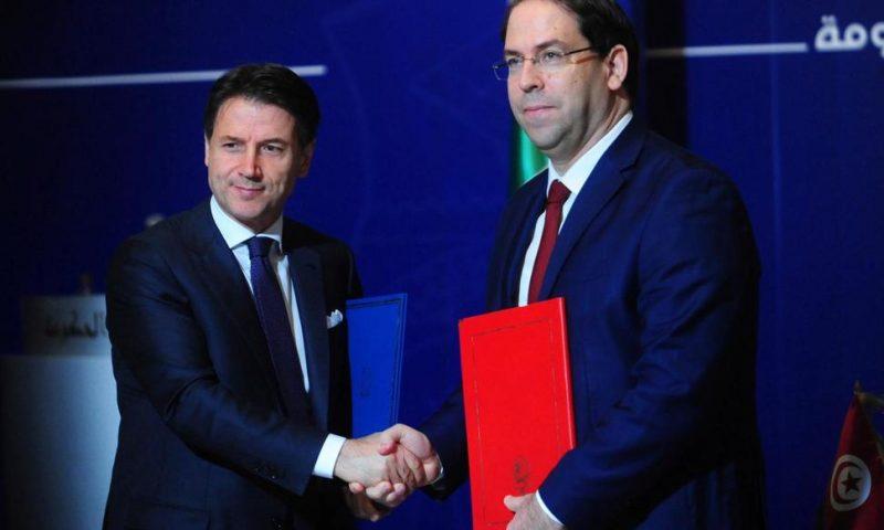 Libya in Spotlight as Italy, Tunisia Shore up Ties at Summit