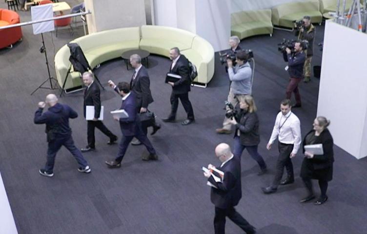 Australia Media Demand Press Freedom Law Reforms After Raids