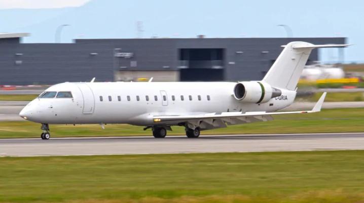 Mitsubishi mulls buying CRJ jet business from Bombardier