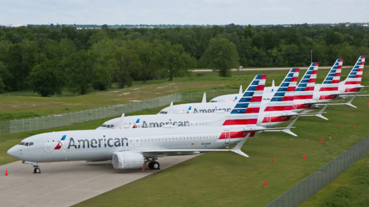 American Airlines extends Boeing 737 Max cancellations into September