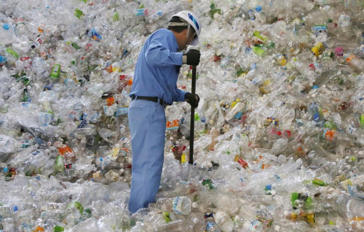 Big Plastic User Japan Fights Waste Ahead of G-20 Summit