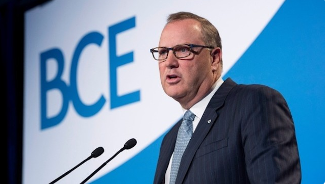 BCE chief to retire