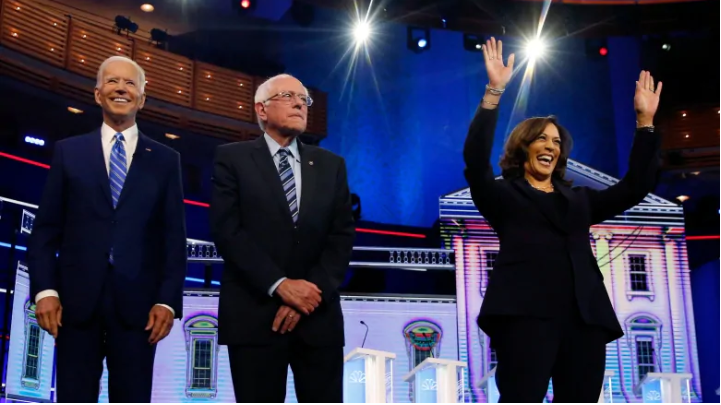 Divisions over race, ideology highlighted in 2nd Democratic presidential debate