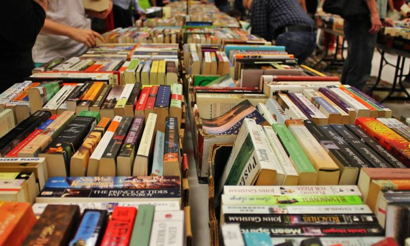 Book Sales Are Steady, but Tariffs Are on Publishers' Minds