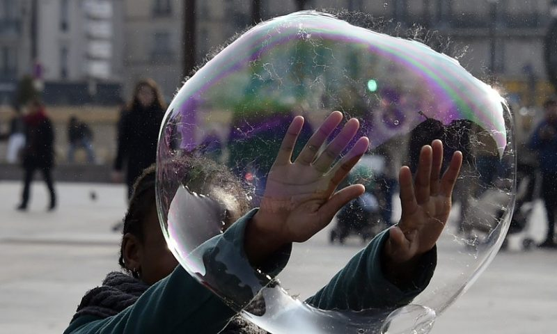 Believing all this talk about a stock market bubble can land you in real trouble