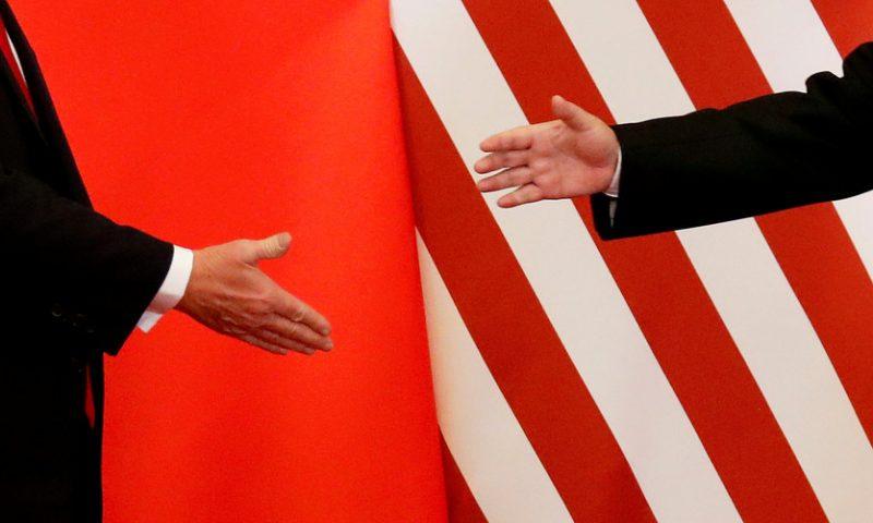 S&P 500 books first gain in 5 days as investors await China-U.S. trade progress