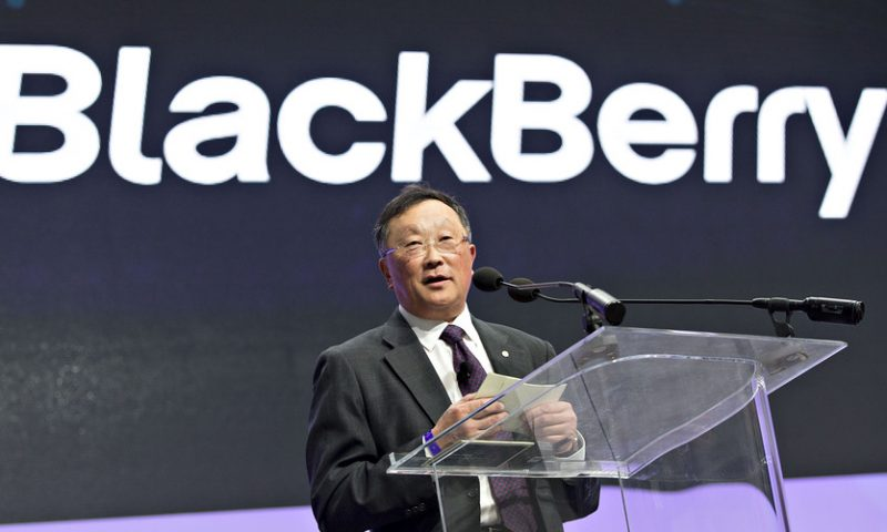 BlackBerry violates SEC rules with use of non-standard metrics