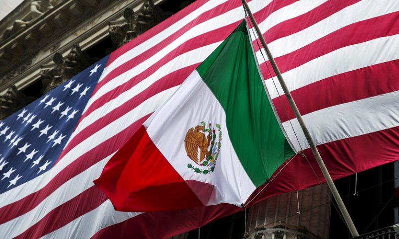 Stocks suffer worst May since 2010 as Trump threatens tariffs on Mexico