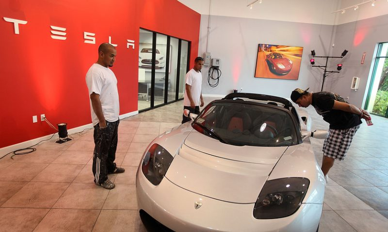 Tesla's second-quarter sales are as good as it gets, Goldman Sachs says