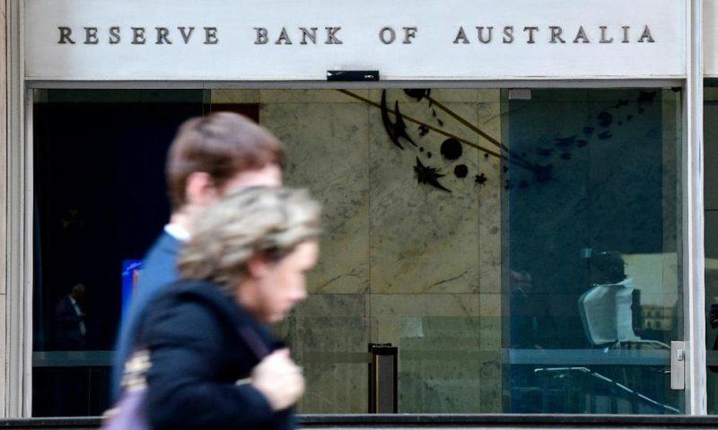 Australia Cuts Key Interest Rate to Record Low 1.25%