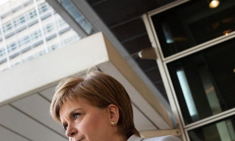 Leader Say Brexit Shows Scotland Must Chart a New Path