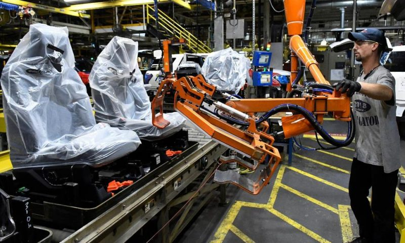 Survey: US Manufacturing Growth Slowed in May