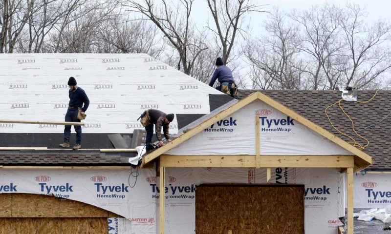 US Construction Spending Was Flat in April as Housing Fell