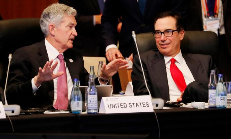 Trade Disruptions, Taxing Tech Companies Are Talk of G-20