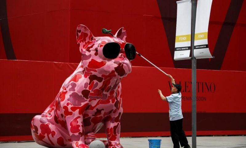 Amid Trade War, China's Xi Talks up Economy, Heads to Moscow