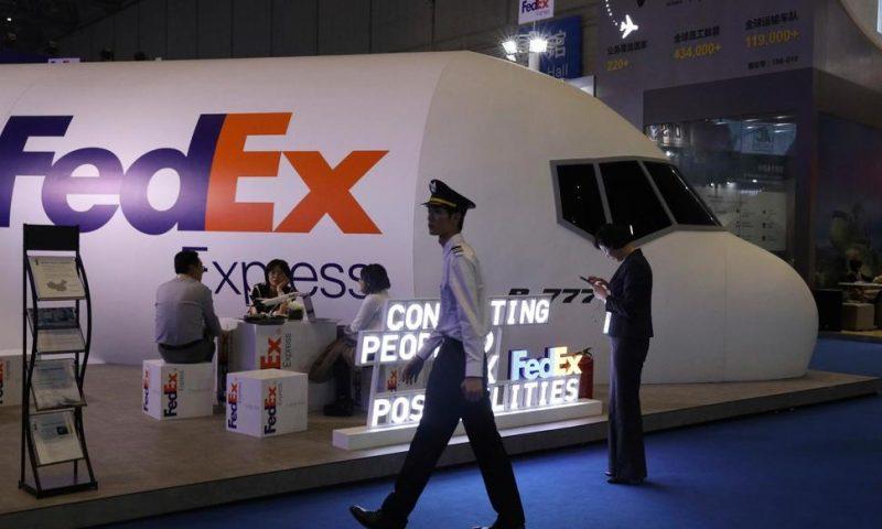 China Investigates FedEx for Huawei Cargo Error
