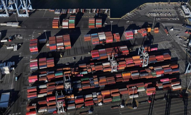 US Trade Deficit Smaller in April, but Gap With China Grew