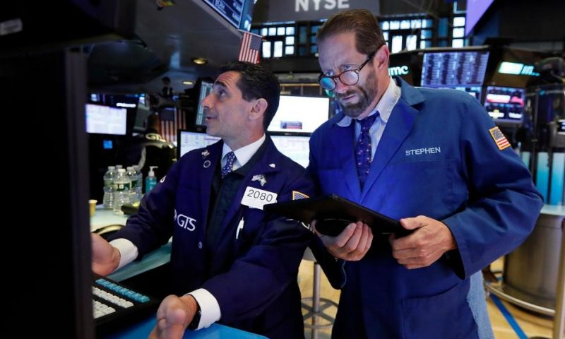 Stocks End Rocky Month Lower as Trump Widens Trade War
