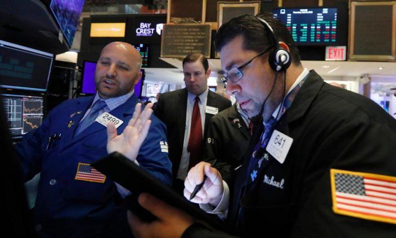 Markets Right Now: Stocks Rise, Break Short Losing Streak
