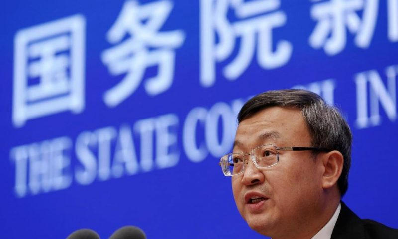 China Blames US for Trade Dispute, but Doesn't Escalate