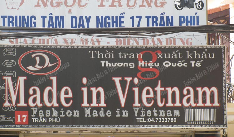 Vietnam: China Companies Using Fake 'Made in Vietnam' Labels