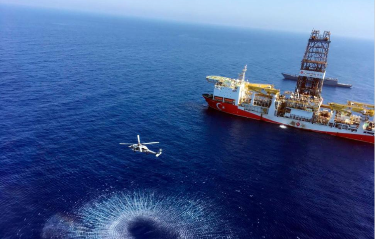 EU Slaps Sanctions on Turkey Over Gas Drilling off Cyprus