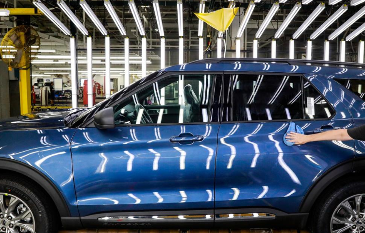 Ford 2Q Profit Falls, Says More Restructuring Charges Coming