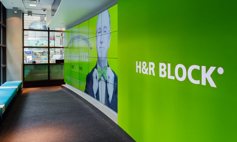 Equities Analysts Offer Predictions for H & R Block Inc's Q2 2020 Earnings (NYSE:HRB)