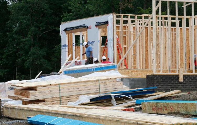 US New Home Sales Rise 7% in June After 2 Months of Decline