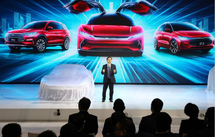 China's June Auto Sales Fall, Extending Year-Old Decline