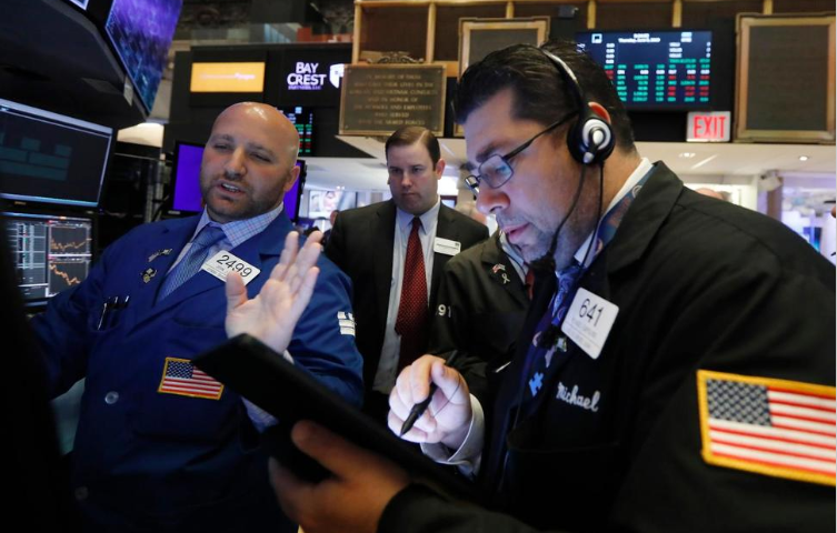 Stocks Climb to Records on Hopes for Lower Interest Rates