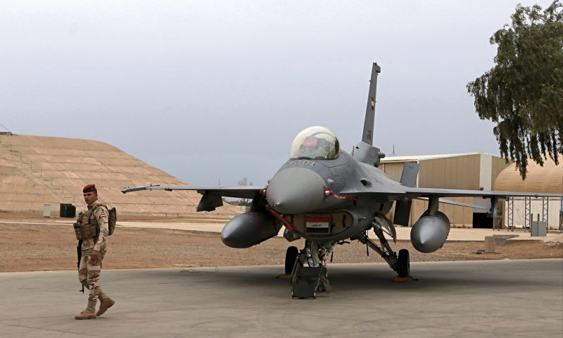 Bulgaria's Government to Buy 8 New F-16s From US