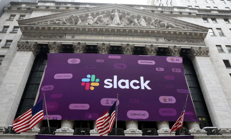 Slack stock gains after analyst bets service could 'replace or severely displace email' in a few years