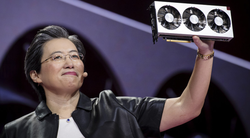 AMD stock slides after earnings as revenue forecast comes in light