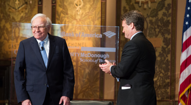 Buffett buys more Bank of America stock, with stake's value rising to $29 billion
