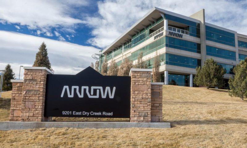 Equities Analysts Decrease Earnings Estimates for Arrow Electronics, Inc. (NYSE:ARW)