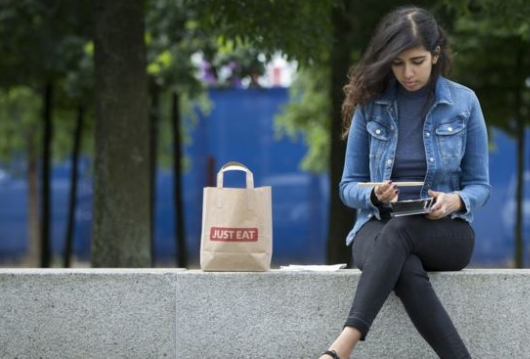 Just Eat in merger talks with Dutch company Takeaway.com