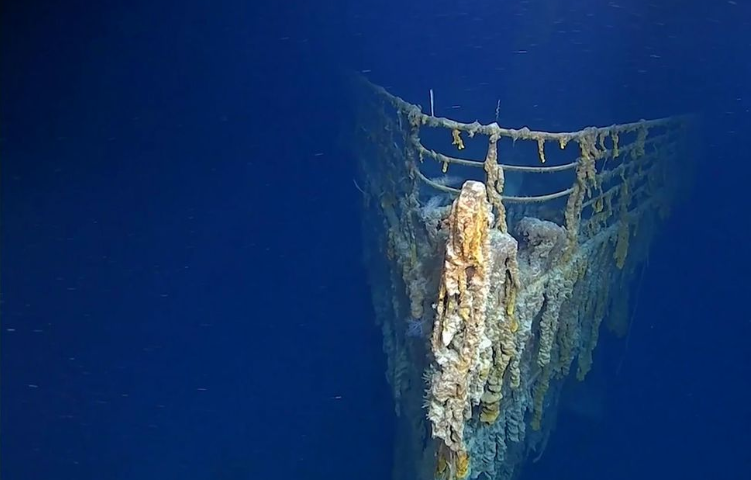 First Dive to Titanic in 14 Years Shows Deterioration and Vast Marine Life