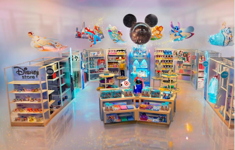 Target Teams up With Disney to Open Shops