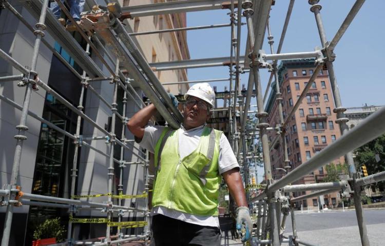 US Construction Spending Drops 1.3% in June