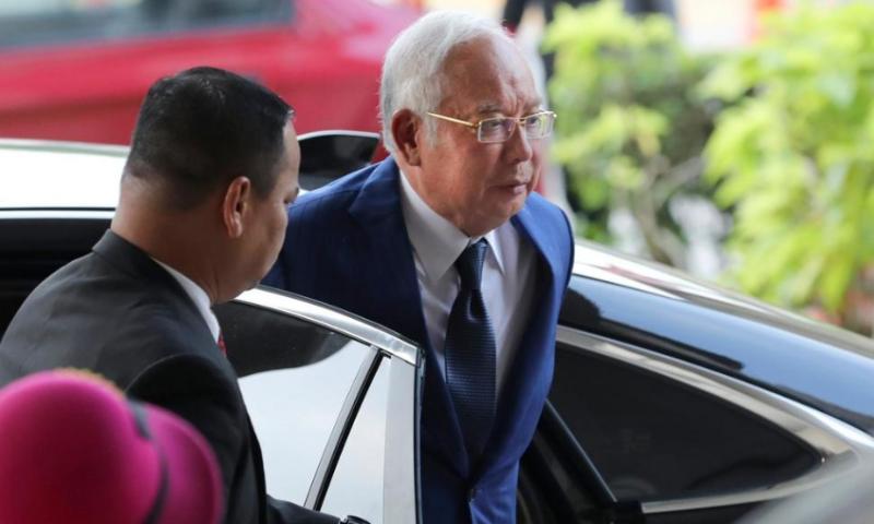 Malaysia Ex-PM Use 'Elaborate' Plan to Loot Fund: Prosecutor