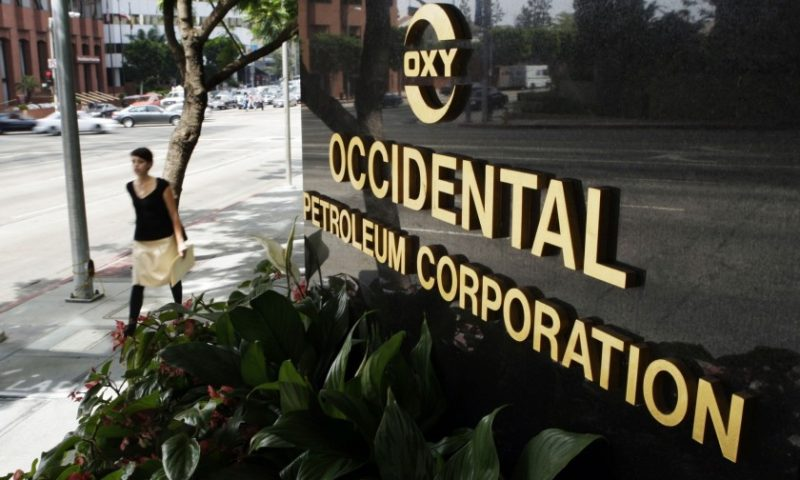 Equities Analysts Set Expectations for Occidental Petroleum Co.'s FY2020 Earnings (NYSE:OXY)
