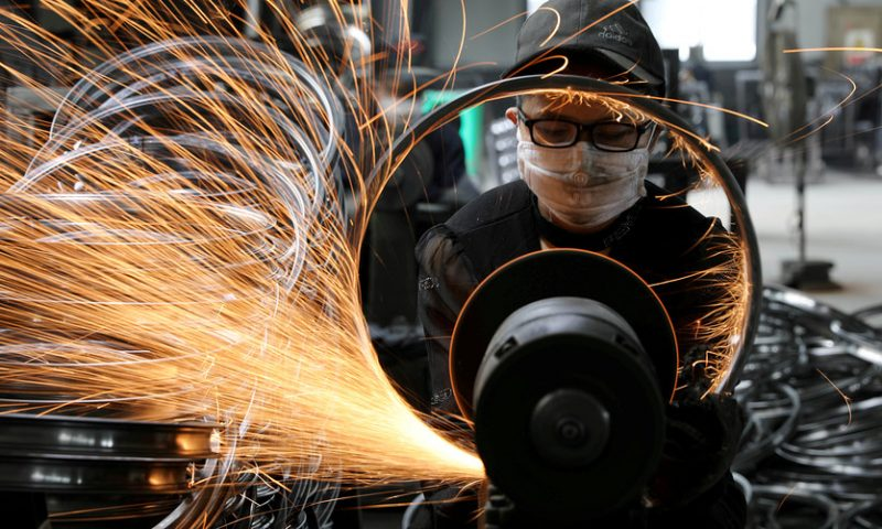 China's Caixin manufacturing PMI jumped to 51.4 in September