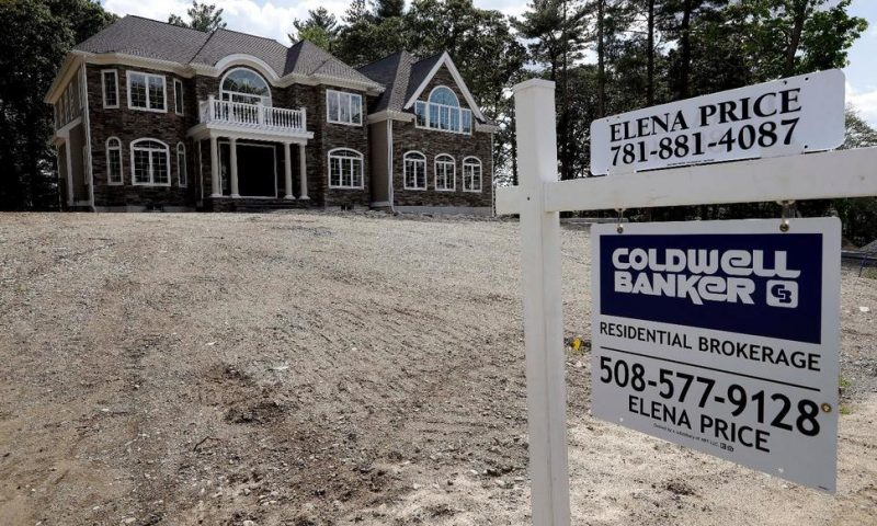 US Home Building Climbs 12.3% in August to 12-Year High