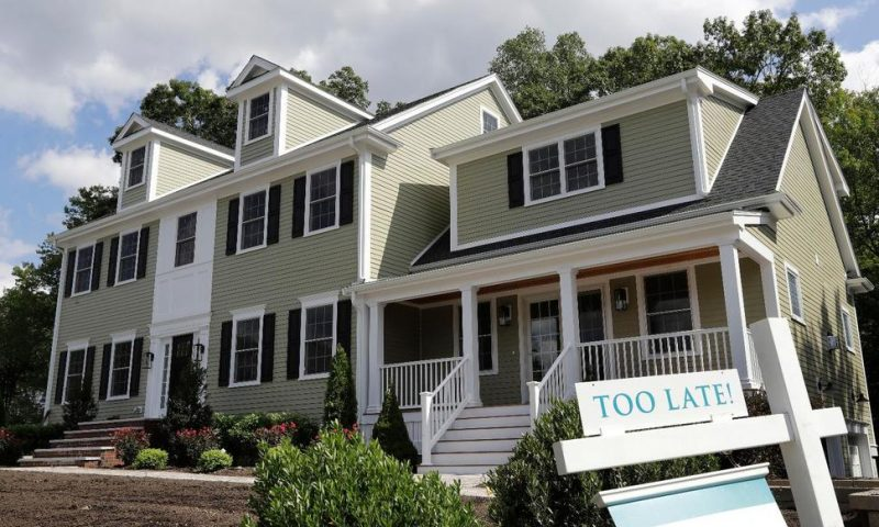 Long-Term Mortgage Rates Dip; 30-Year at 3-Year Low of 3.49%