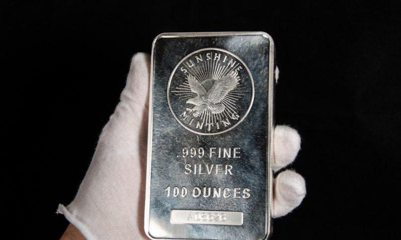 Silvercorp Metals Inc. (SVM:CA) Declines 5.79%