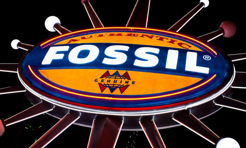 Fossil Group Inc. (FOSL) Soars 6.5%